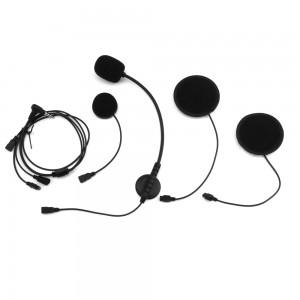 Mic/speaker set for T2