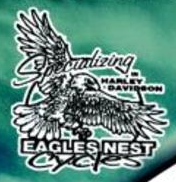 Eagles Nest Cycles logo