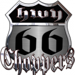 Hwy 66 Choppers Logo